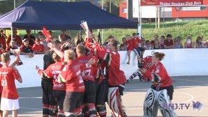 Inline hockey : deux équipes jurassiennes s'affrontent en finale de la Swiss Cup juniors