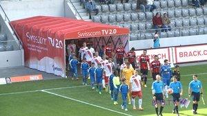 Match nul entre Bienne et Neuchâtel