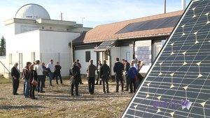Visite guidée du Swiss Energypark