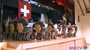 Un concert en uniforme