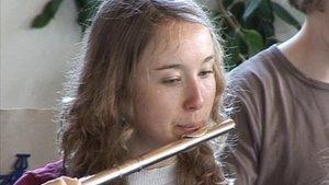 Chant des oiseaux et son des instruments