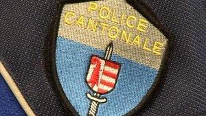 La police cantonale jurassienne en 2006