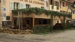 Saint-Ursanne se transforme en bourgade médiévale