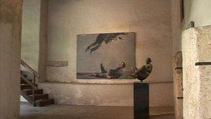 Peinture et sculpture à Saint-Ursanne