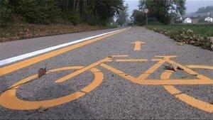 De Porrentruy à Belfort en vélo... ça avance!