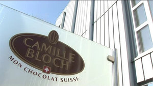 Chocolaterie Camille Bloch