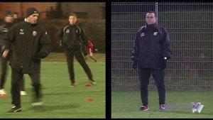 Le FC Bienne et les SR Delémont se préparent au derby