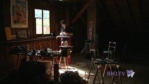 Portrait d'un jeune artiste jurassien, entre Bruxelles et Montréal
