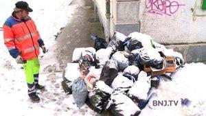 Dernier tour de piste pour les sacs poubelles noirs