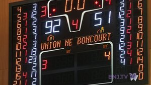 Union punit sévèrement Boncourt