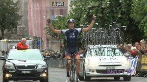 IAM rouleau compresseur au Tour du Jura