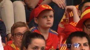 La Roja humiliée!