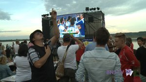 Mondial 2014 : la Nati tombe avec les honneurs