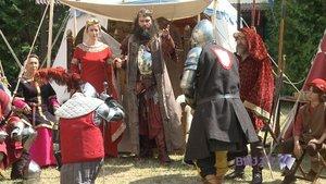 Les Médiévales 2015  : le roi Arthur en guest-star