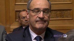 L'élection de Guy Parmelin fait l'unanimité