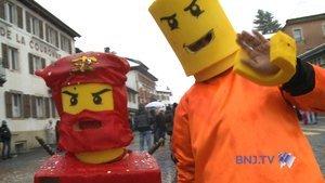 Le Carnaval des Franches-Montagnes 2016 en images