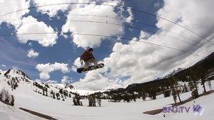 Carlos Gerber intègre l'élite suisse du snowboard