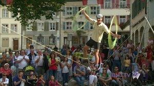 Fête du peuple : Les artistes de rue accueillent 5000 personnes