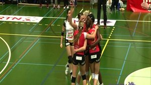 Le derby de volleyball pour le NUC